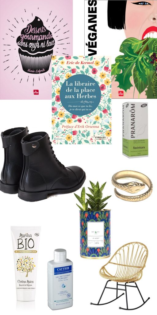Wishlist du printemps 2017