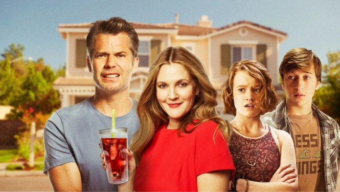 Mes séries tv du moment 3 - Santa Clarita Diet