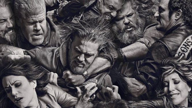 Mes séries tv du moment 3 - Sons of Anarchy