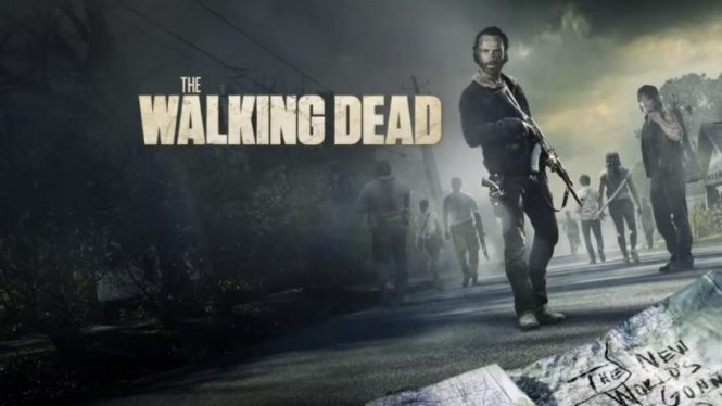 Mes séries tv du moment 3 - The Walking Dead