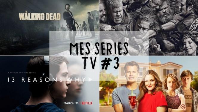 Mes séries tv préférées