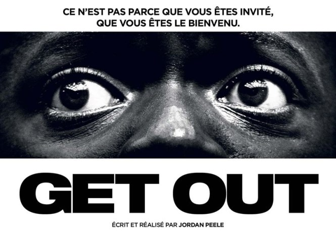 Critique cinema - Get Out gros plan