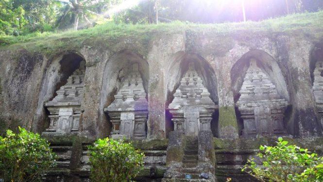 Voyage un mois en Indonesie - Bali - Environ Ubud - Gunung Kawi Sebatu Temple