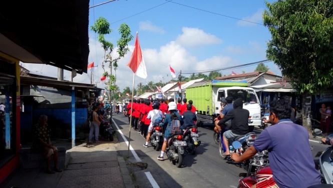 Voyage un mois en Indonesie - Bali - Environ Ubud - Jour de l'Indépendance (1)