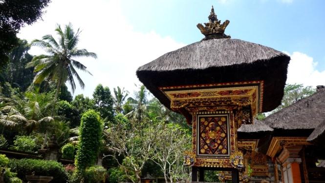 Voyage un mois en Indonesie - Bali - Environ Ubud - Tirta Empul source sacrée