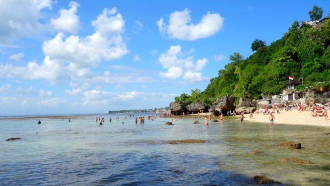 Voyage 1 mois en Indonesie - Sud Bali - Padang Padang Beach