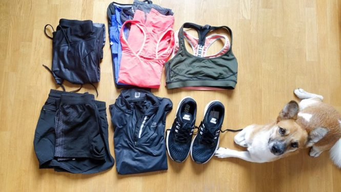 Se mettre au running - Acheter de jolies affaires de sport