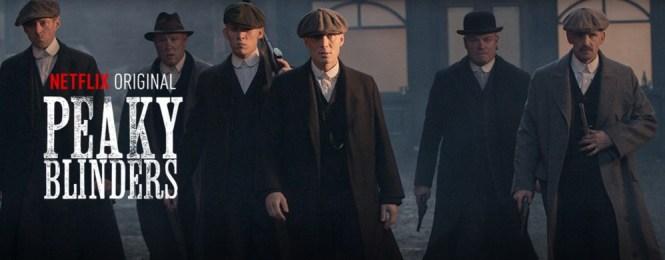 Mes series tv Netflix 4 - Peaky Blinders