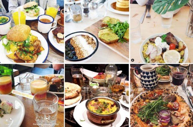 Bonnes adresses vegan friendly Paris 1
