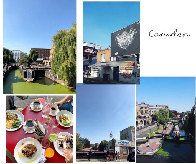 Un long week-end à Londres - Camden