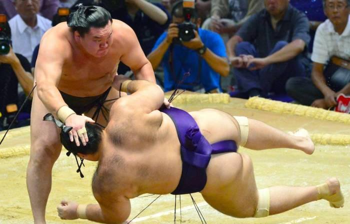 Hokuho Beat Down