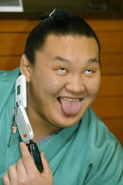 hakuho-phone