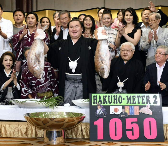 Hakuho-Meter