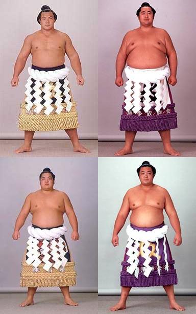four-yokozuna