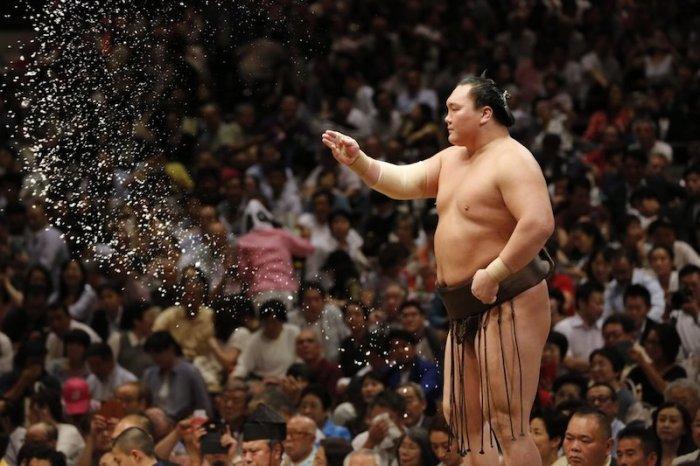 Hakuho Salt