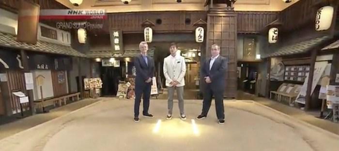 NHK Grand Sumo Card