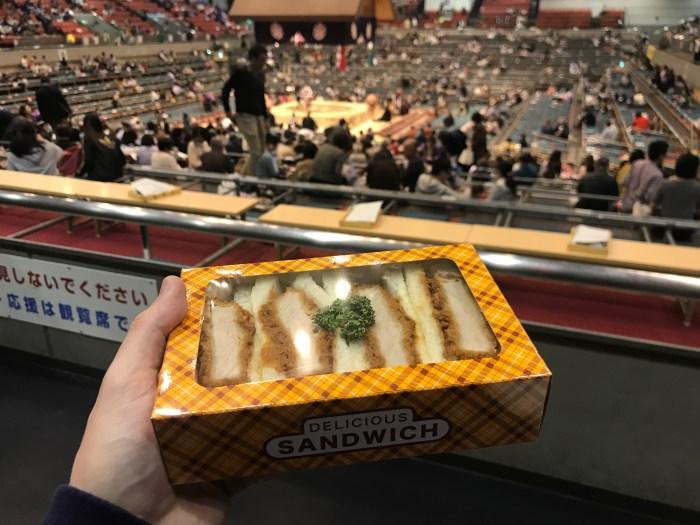 EDION Arena - Katsu sando