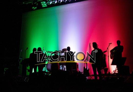 tachyon light