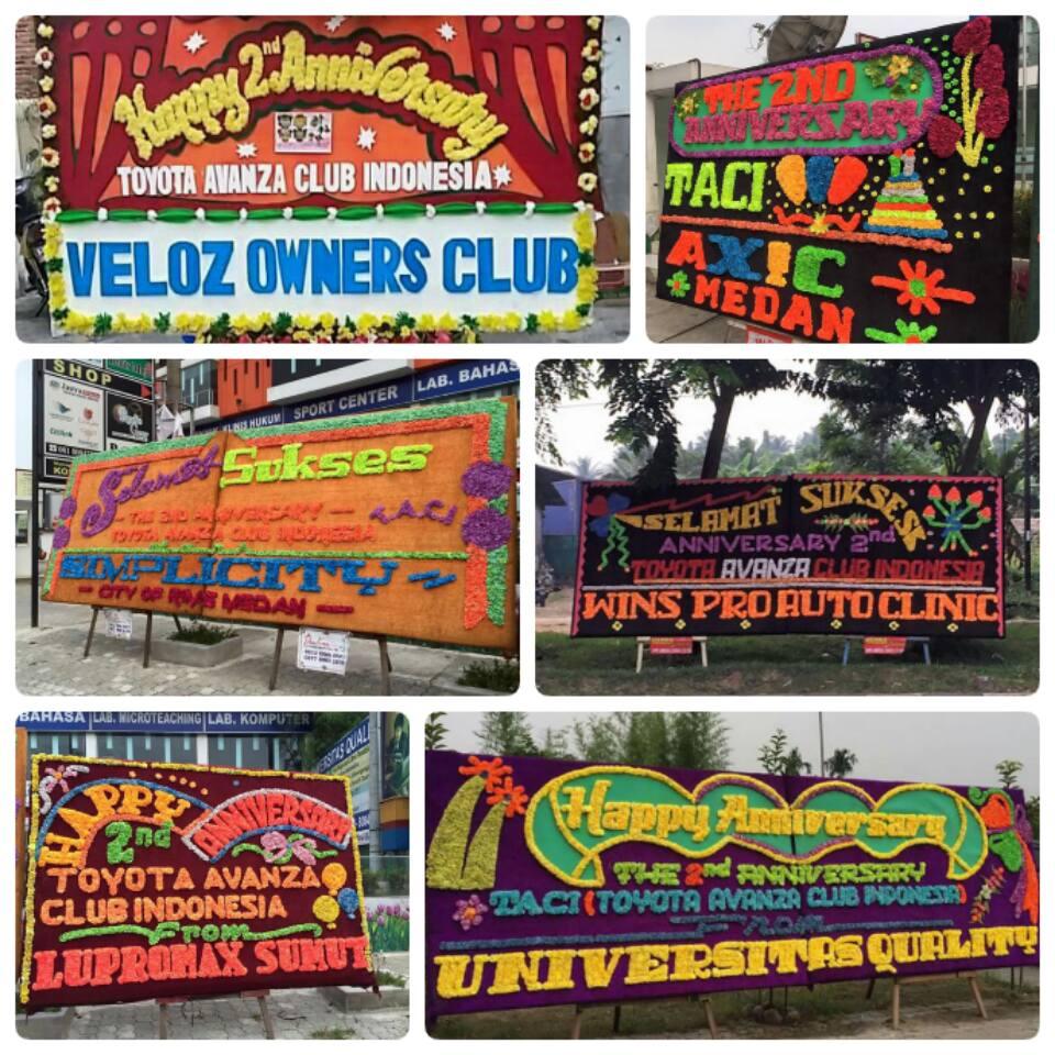 HUT 2 Tahun Toyota Avanza Club Indonesia