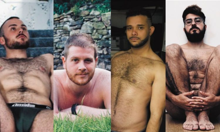 Meet the 12 guys who stripped off for a brand new calendar, celebrating body positivity in 2020