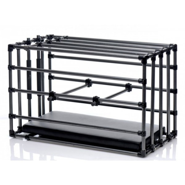 Kennel Cage with Padded Board