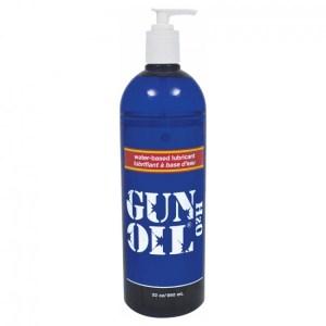 Gun Oil H2O Transparent 32oz