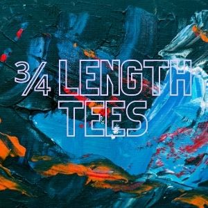 ¾ Length T-Shirt