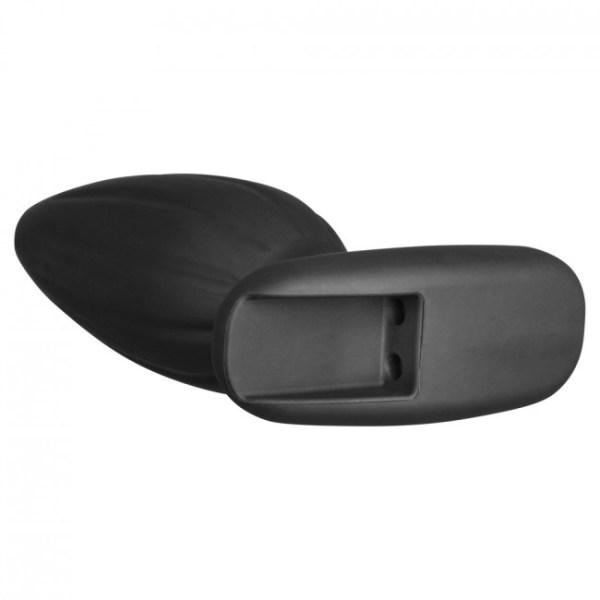 ElectraStim Noir Rocker Butt Plug Black Medium