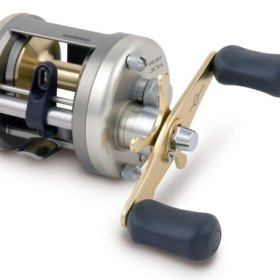 SHIMANO CARDIFF 201A LEFT HAND MULTIPLIER REEL