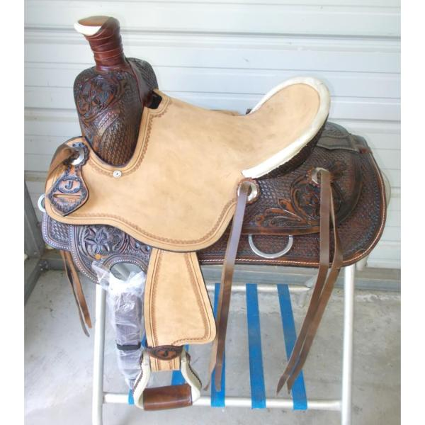 History of Monte Foreman Balance Ride Saddles ⋆ Hill Saddlery