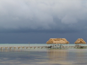 belize weather in september