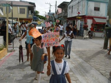 belize in may