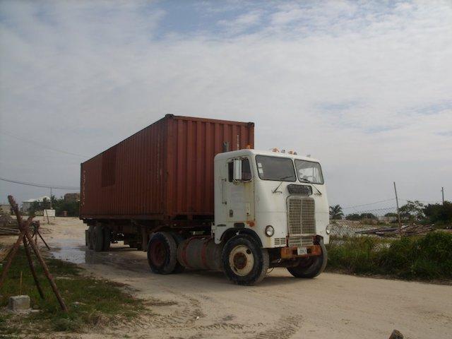 Storage Truck