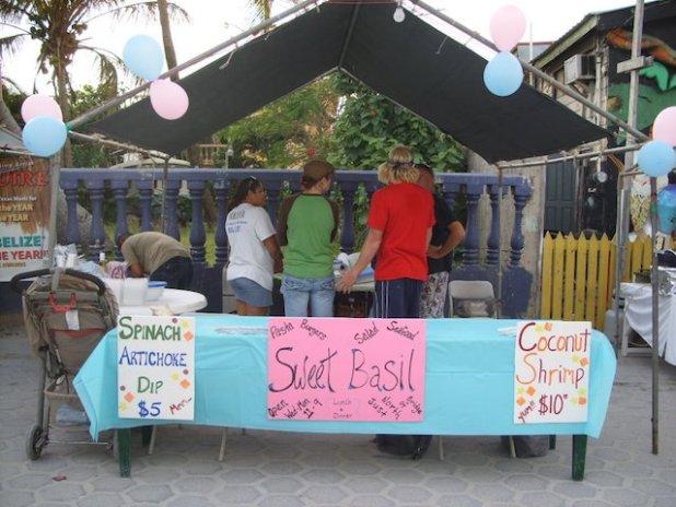 Sweet Bail booth