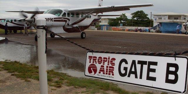 Tropic Air Gate B