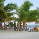 beach bbq belize