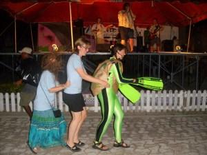 Fat Cats play San Pedro Lobsterfest 2009