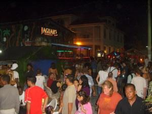 San Pedrio Lobsterfest 2009 block party