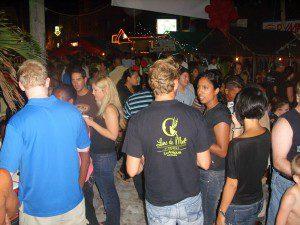 San Pedro Belize Lobsterfest 2009 Block Party