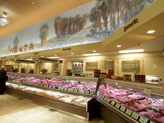 Bristol Farms meats