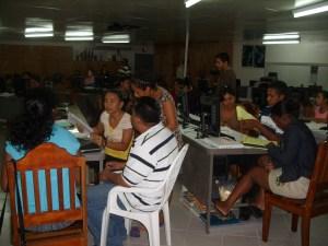 University of Belize teacher training at Holy Cross
