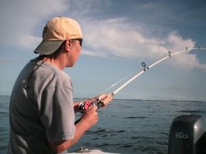 Maya fishing