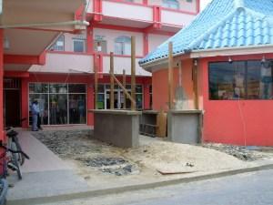 Old Island Perk location