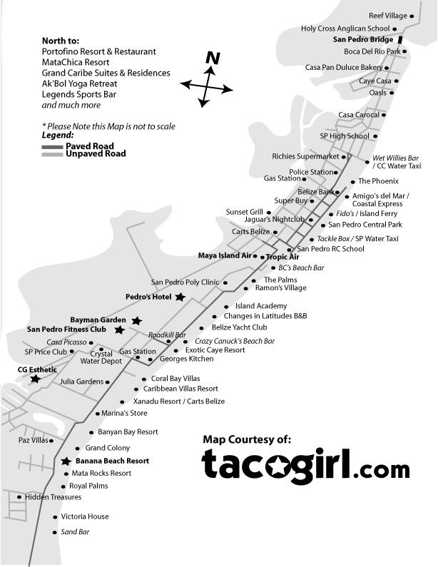san pedro belize map on orange walk town, corozal town, caye caulker, belize snorkeling map, ambergris caye map, honduras map, belize city map, ambergris caye, lake atitlan guatemala on map, benque viejo belize map, guanacaste national park, belize barrier reef map, blue creek village belize map, placencia map, succotz belize map, benque viejo del carmen, big hole belize map, san ignacio cayo, belize vacation map, great blue hole, belize district, belize barrier reef, belize city, barranco belize map, el pilar belize map, punta gorda, caye chapel, crooked tree belize map, victoria peak, belize protected areas map, seine bight belize map, gallon jug belize map, corozal district, davenport hotel spokane map, maya ruins of belize, san pedro street map,