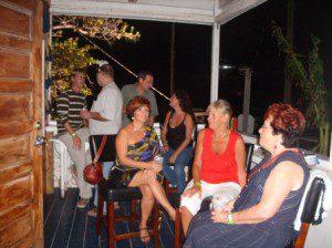 Paul, Ragman, Dick, Carole, Cindy, Cherie and Denise