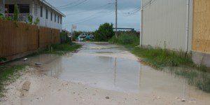 Big puddles