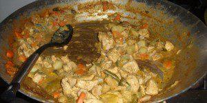 Curry Chicken yum