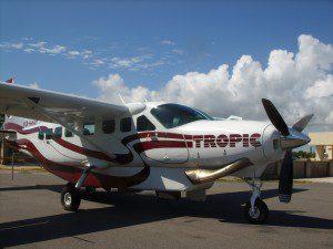 Tropic Air Ambergris Caye Belize