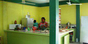 R.C. school cafeteria