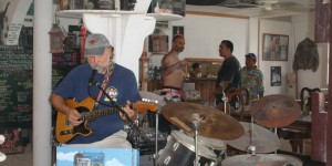 Live Blues and Jazz - varied musicians - all excellent